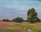 Baylands Eucalyptus by Weil by  Portola  Art Gallery Oil ~  x
