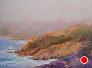 Pacific Fog by Weil by  Portola  Art Gallery Oil ~  x