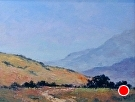 Valley Floor by Weil by  Portola  Art Gallery Oil ~  x