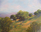 14106 24x30 Spring HIlls oil by  Portola  Art Gallery Mixed Media ~  x