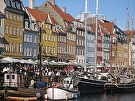 Nyhavn, COpenhagen by  Portola  Art Gallery Photography ~ 16 x 20