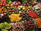Market Fruits, Barcelona by  Portola  Art Gallery Photography ~ 16 x 20