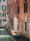 Quiet Canal, Venice by  Portola  Art Gallery Photography ~ 20 x 16