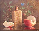 Still Life by  Portola  Art Gallery Oil ~  x