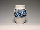 MisakoKambe_VaseOfTibetanCloud_4 by  Portola  Art Gallery Pottery ~  x