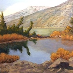 Portola  Art Gallery - Local Color - Paintings by Mary K. Stahl