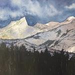 Portola  Art Gallery - �Exploring the Landscape in Watercolor� - by Steve Curl