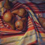 Marie Kash Weltzheimer - Pastel Society of the Southwest 40th National Juried Exhibition