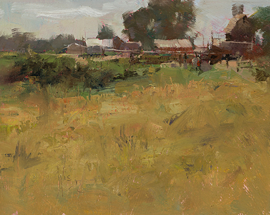 Stable Meadow - Oil