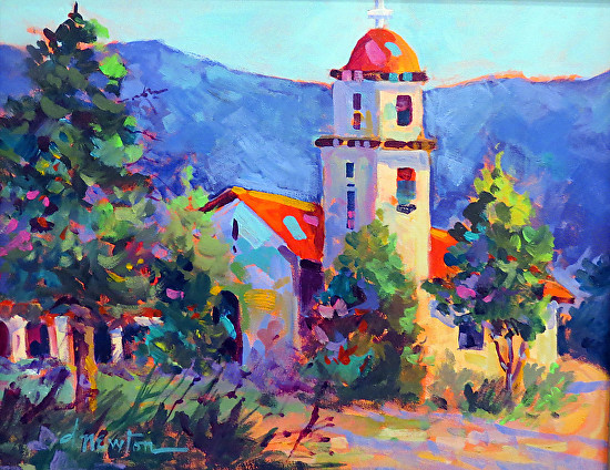 How To Take Pictures Of Oil Painting