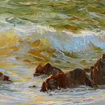 Patricia Clayton - OIL PAINTERS OF AMERICA JURIED SALON SHOW in Gainesville, Georgia 6/10-8/7/2021