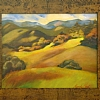 "Sonoma Ridges (SOLD) by Beverly Bird Acrylic ~ 11"" x 14"""