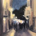 Nancy Lloyd - Art Trails Preview Exhibit at Corrick's