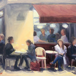Nancy Lloyd - Art Trails Preview Exhibit at Sebastopol Art Center