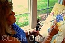 Artist Linda Carr by Linda Carr  ~  x