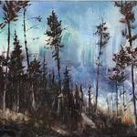 ANNE E SORENSEN - Sterling Edwards 4 day Watercolor Workshop