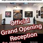 Joye DeGoede - JoyEful Gallery Official Grand Opening Reception
