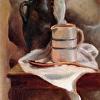 Amphora and Crock
