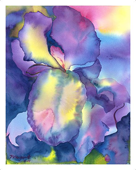 SmallFlower - Watercolor