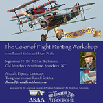 Russell Smith - The Color of Flight Painting Workshop