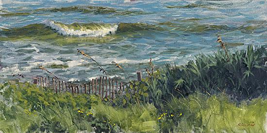 High Tide @ Area #5 - Oil