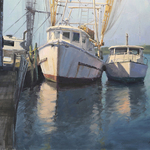 Robert Simone - Painting Boats and Harbors (In Person Class)