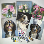 Johanne Mangi - Everything You Need to Know About Gouache...and then some