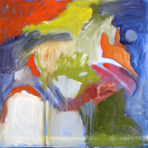 A Few of My Favorite Things by Kate Dardine Oil ~ 20 x 20