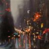 Rainy Day Traffic