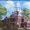 Historic Gwinnett County Courthouse, Lawrenceville, GA