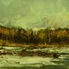 Anchor River by James Buncak Oil ~ 9 x 16