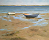 Dories at Low Tide No.2 by Susan Jositas