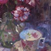 French Carnation - painting 31