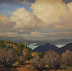 January Clouds by Walter Porter
