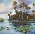 Fishing at Lemon Bluff by Cynthia Edmonds