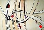 "Synergy by Filomena Booth Acrylic ~ 24"" x 36"""