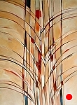 """Prism by Filomena Booth Acrylic ~ 40"""" x 30"""""""