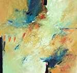 "Cascade by Filomena Booth Acrylic ~ 30"" x 30"""