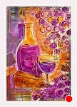 """Tuscan Delight I by Filomena Booth Mixed ~ 20"""" x 16"""""""