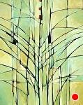 """Reflections by Filomena Booth Acrylic ~ 30"""" x 24"""""""