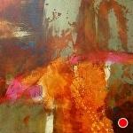 Temptation by Filomena Booth Acrylic ~ 24 x 24