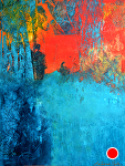 """Bright New Day by Filomena Booth Acrylic ~ 40"""" x 30"""""""