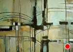 Momentum II by Filomena Booth Acrylic ~ 26 x 36