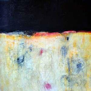 "Static by Filomena Booth Acrylic ~ 36"" x 36"""