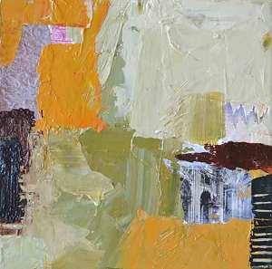"""Tuscany IV by Filomena Booth Acrylic ~ 10"""" x 10"""""""
