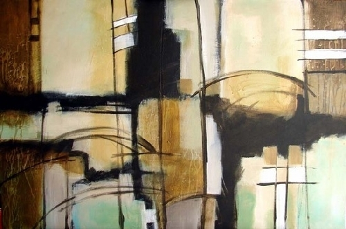 Momentum by Filomena Booth Acrylic ~ 24 x 36