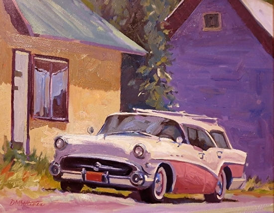 Classic, Crested Butte - Oil