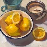 Sarah Sedwick - Raleigh, NC: Dynamic Still Life