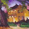 Mansion Under the Oaks