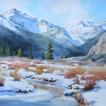Anita Winter - Plein Air Artists of Colorado